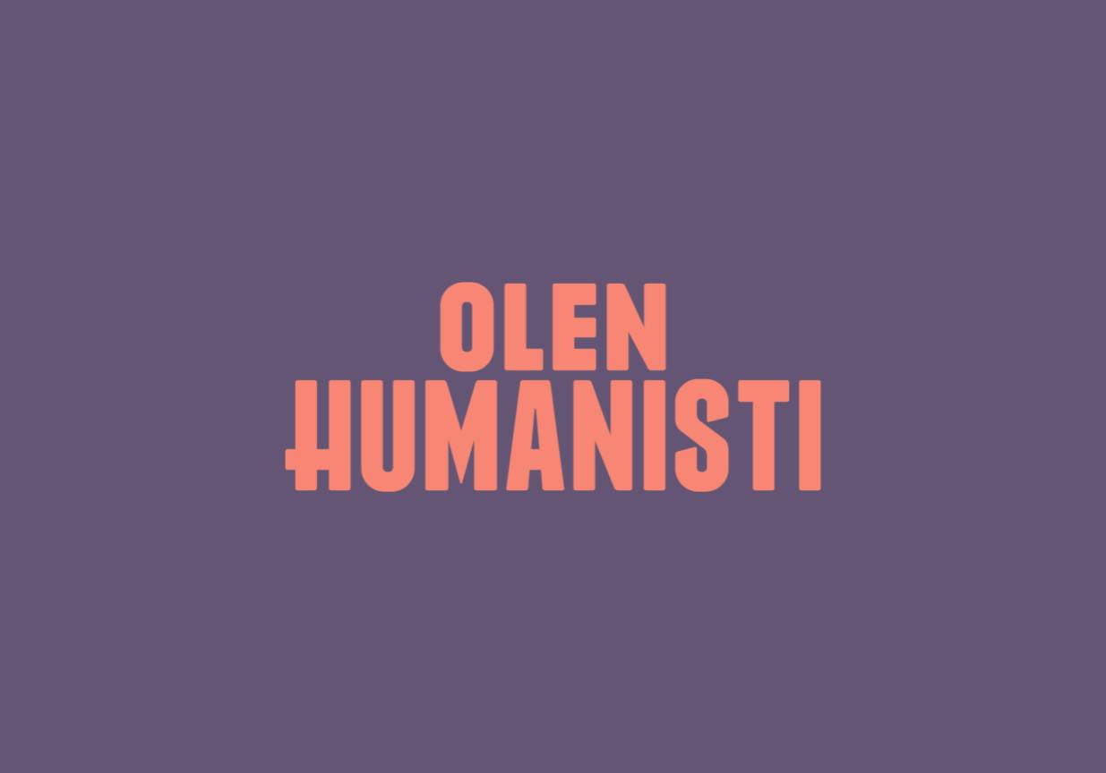 Olen humanisti